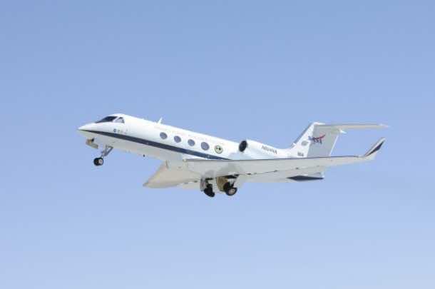Flexible wings NASA