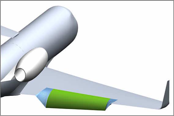 Flexible wings NASA2