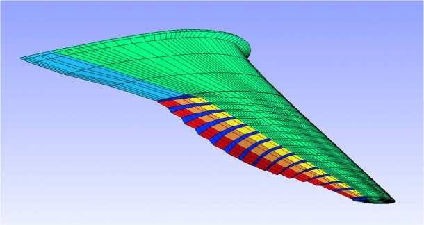 Flexible wings NASA3