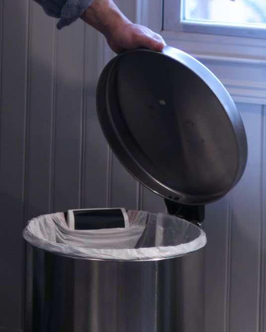 GeniCan – Smart Shopping Via Trash Can