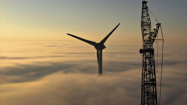 Giant Windmill