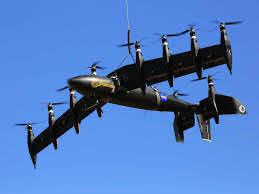 Gl-10 NASA Drone