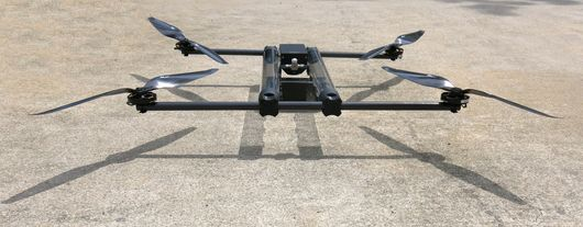 Hydrogen powered hycopter2