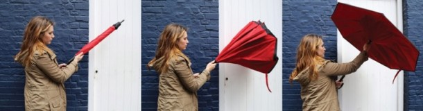 Kazbrella is The Latest Innovative Umbrella Design 3