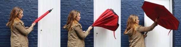 Kazbrella is The Latest Innovative Umbrella Design 3