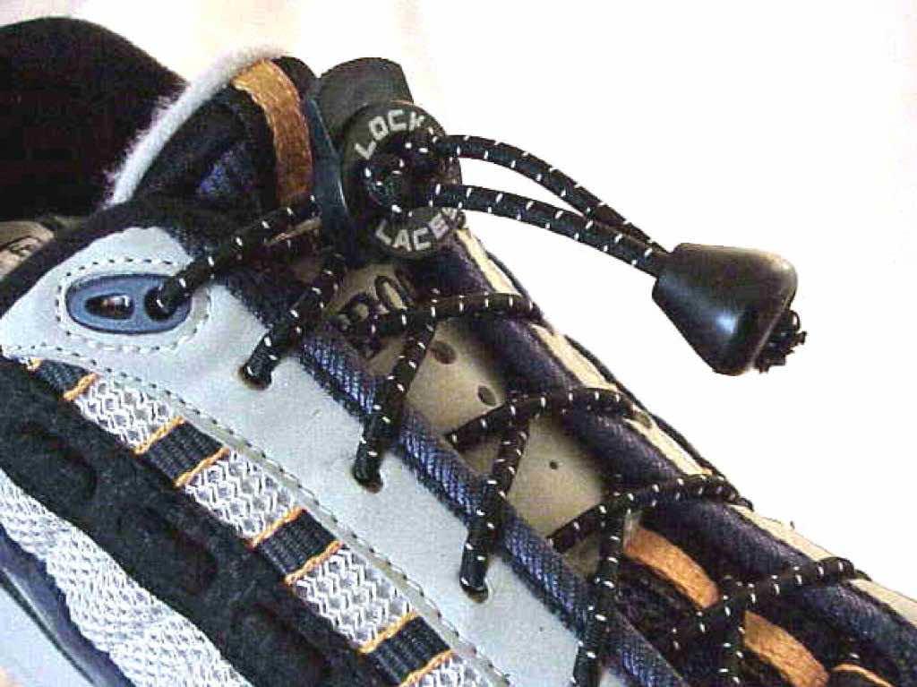 Lock lace