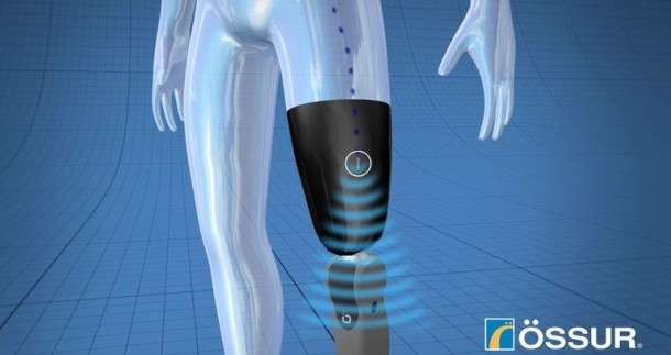 Mind Controlled Bionic Leg Prosthesis 3