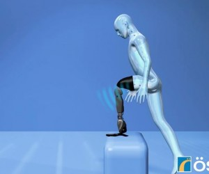 Mind Controlled Bionic Leg Prosthesis 4