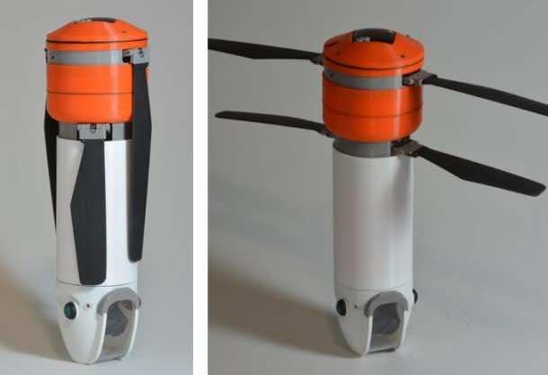 Modular Sprite Drone – A New Take On Drone Design 2