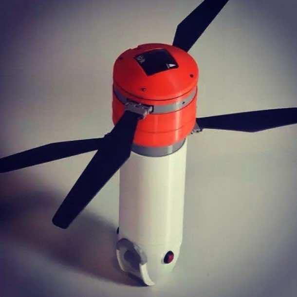 Modular Sprite Drone – A New Take On Drone Design 9
