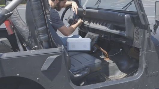 This Portable Speaker Can Charge iPhone 6 Fifteen Times and Even Jumpstart Your Car