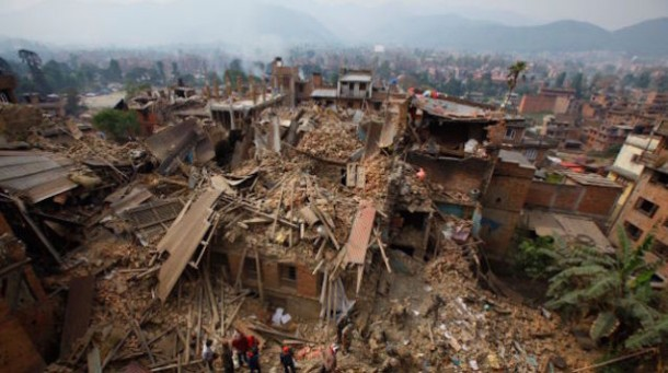 NASA's FINDER Was Able To Find 4 Men Caught Under Rubble In Nepal