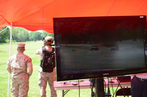 ONR's Augmented Reality Glasses To Create Battlefield For Marines 3
