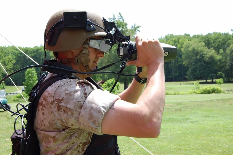 ONR's Augmented Reality Glasses To Create Battlefield For Marines