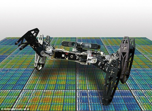 Robot limping4