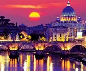 Rome wallpaper 1