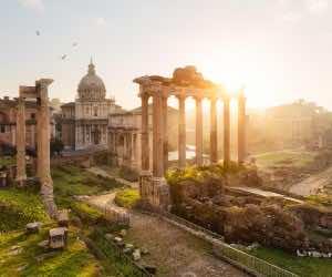 Rome wallpaper 2