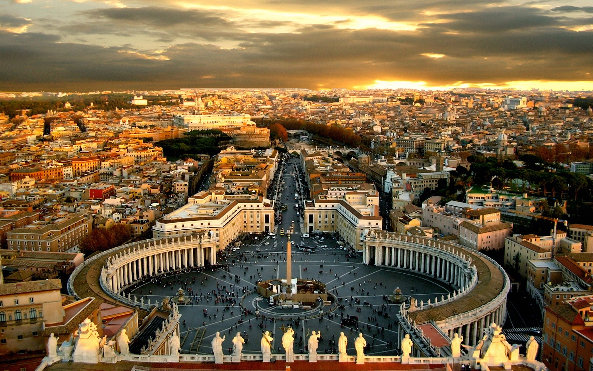 Download Rome HD Wallpapers: The Beauty
