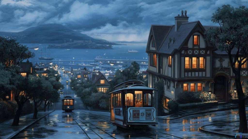 San Francisco Wallpaper 10