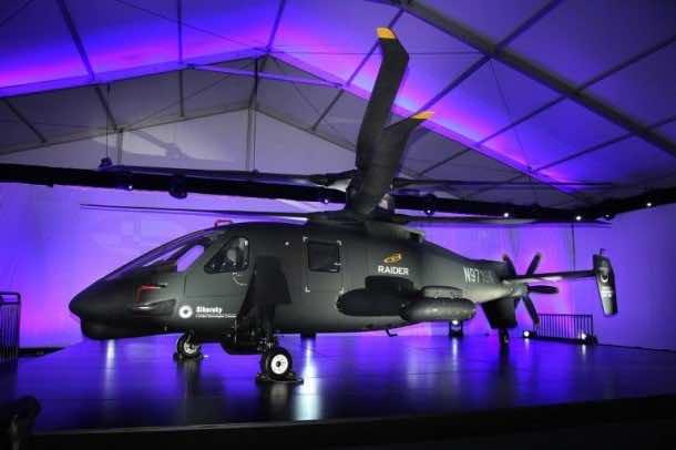 Sikorsky S-97 Raider Goes On Maiden Flight 2