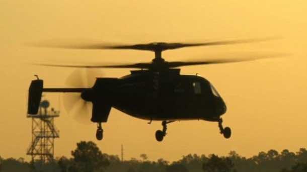 Sikorsky S-97 Raider Goes On Maiden Flight 3