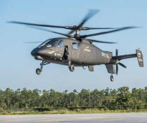 Sikorsky S-97 Raider Goes On Maiden Flight