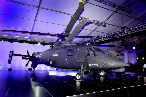 Sikorsky S-97 Raider Goes On Maiden Flight 4