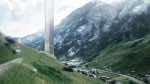Swiss Alps To Get First Skyscraper