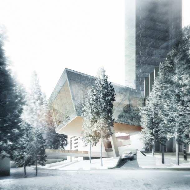 Swiss Alps To Get First Skyscraper 3