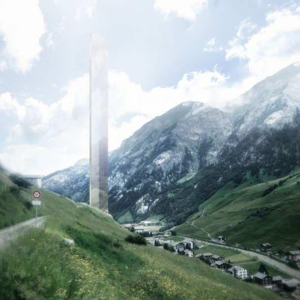 Swiss Alps To Get First Skyscraper 4