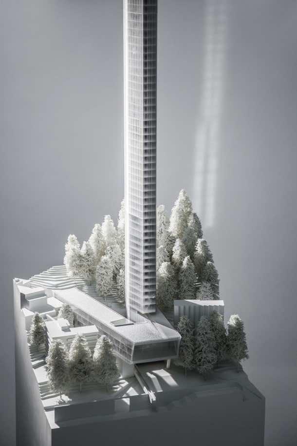 Swiss Alps To Get First Skyscraper 6