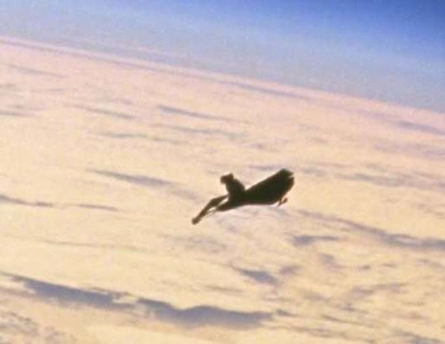The Black Knight – Mysterious Object Orbiting Earth