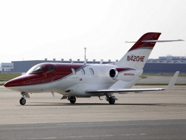 The Honda Jet – Time To Hit The Sky 2