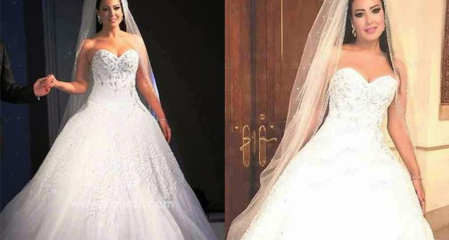 This Is What A $1.5 Million Wedding Dress Looks Like 4
