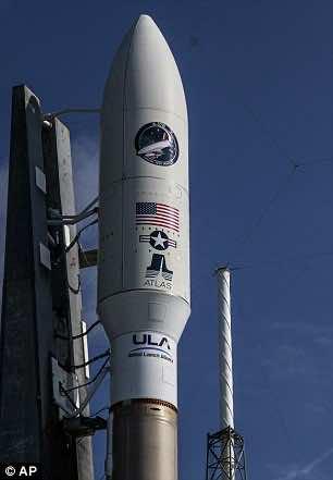 Top Secret X-37B Space Plane Blasts Off Again Today 3