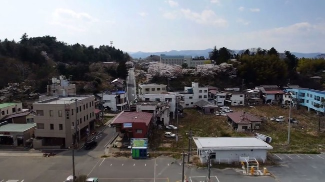 Fukushima Was Abandoned Due To A Nuclear Meltdown. This Is What It Looks Like Now