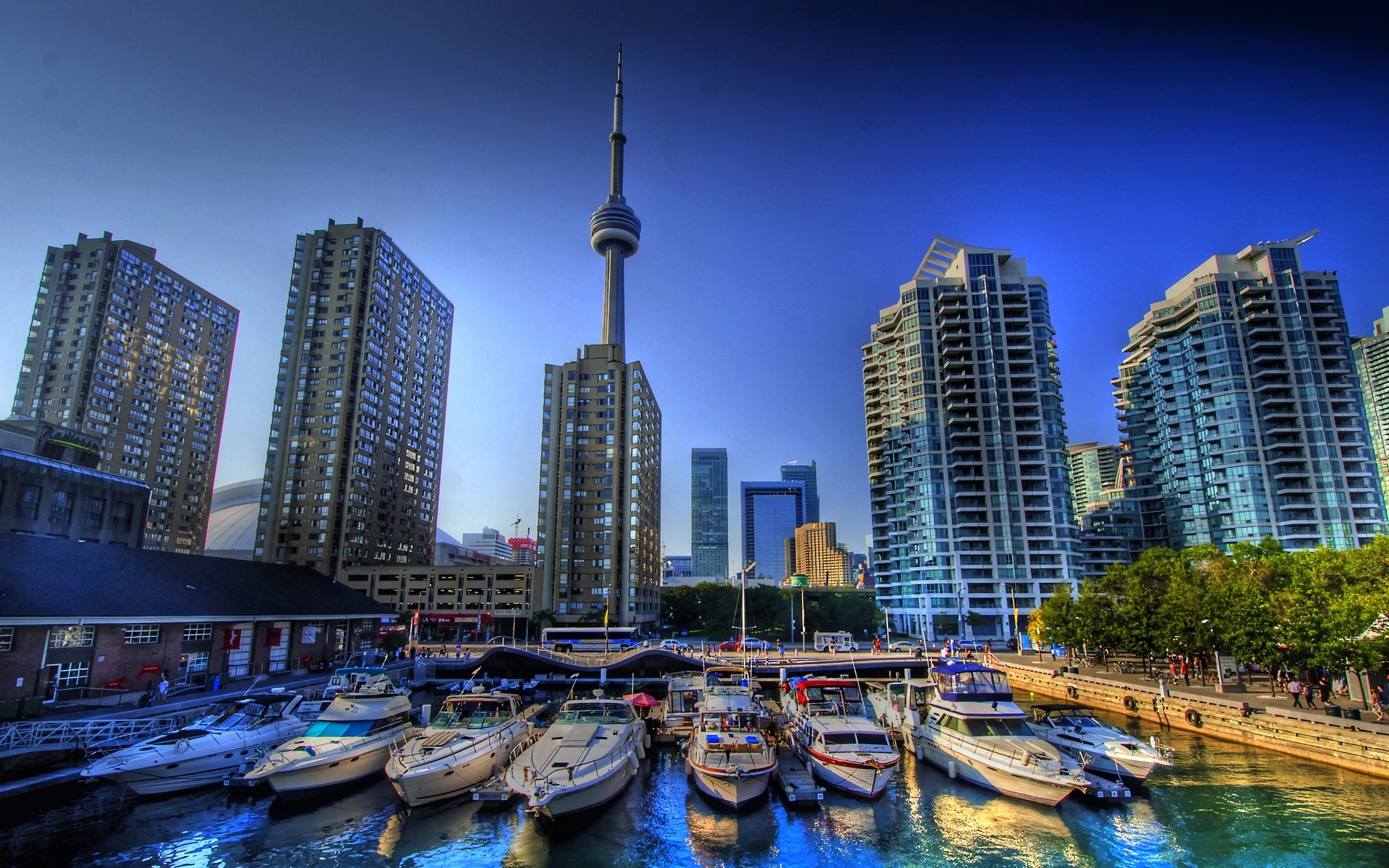1080p toronto wallpapers hd where you can start your for Wallpaper canada