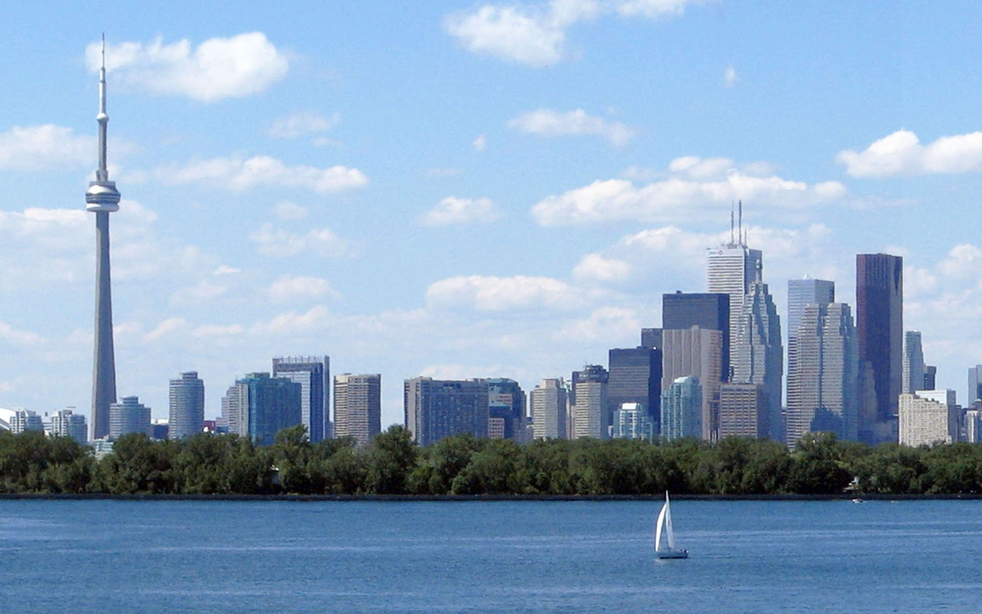 1080p Toronto Wallpapers HD Where You Can Start Your Journey In Canada