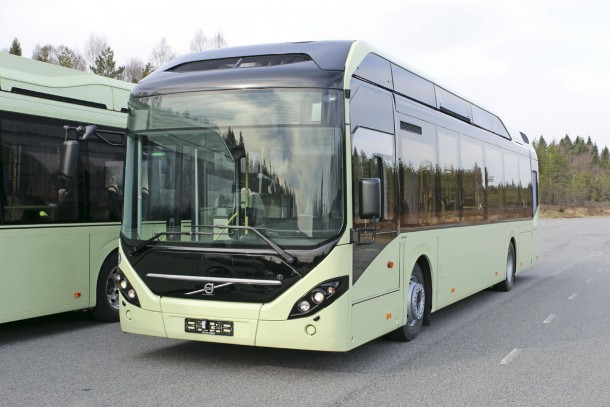Volvo Electric Bus3