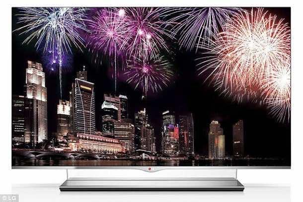 Wallpaper TV By LG Display 2