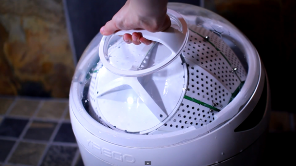 Washing Machine That Doesn't Require Electricity 3