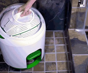 Washing Machine That Doesn't Require Electricity