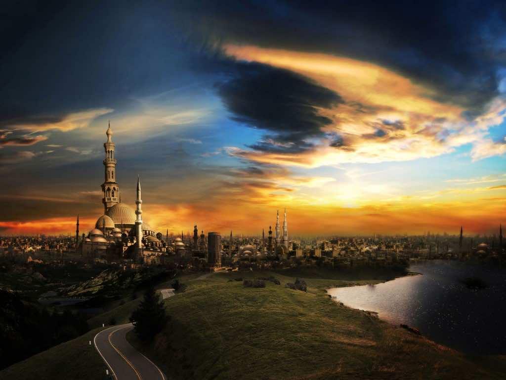 arab wallpaper