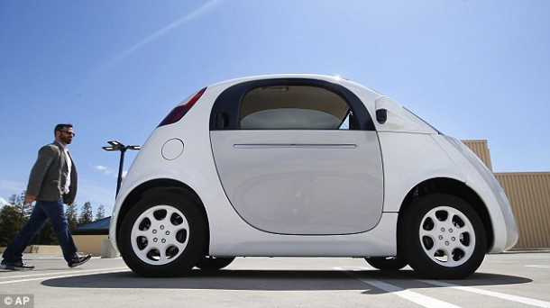 self-driven cars google2