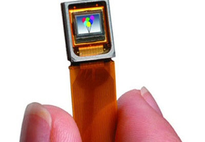 Smallest Color TV screen