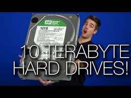 10 TB Hard disk HGST3