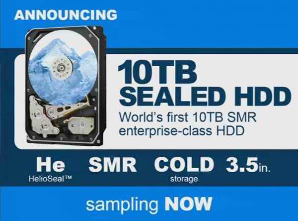 10TB Hard disk