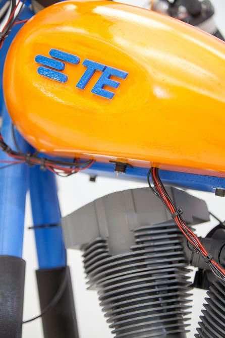 3-D printed bike3