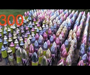 300 fireworks