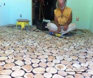 Amazing Flooring DIY Project 2